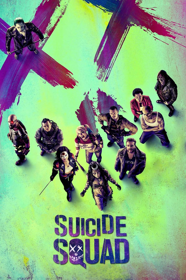 Cover of the movie Suicide Squad