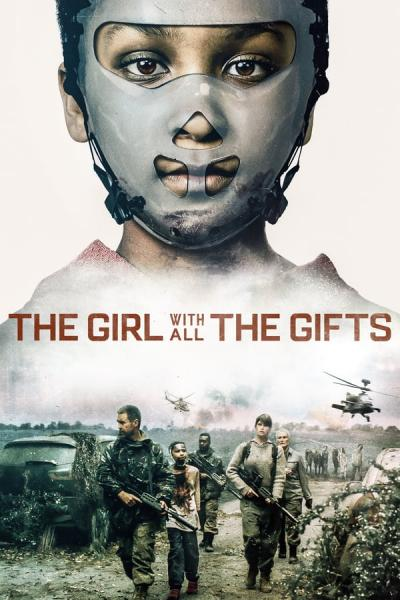 Cover of the movie The Girl with All the Gifts