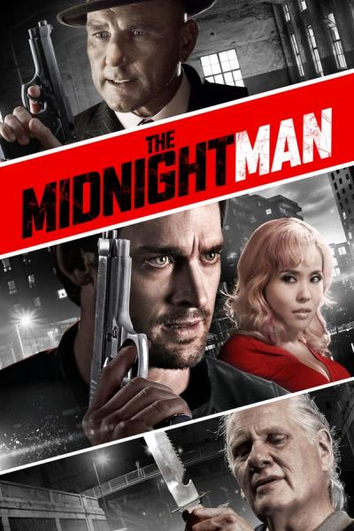 Cover of The Midnight Man
