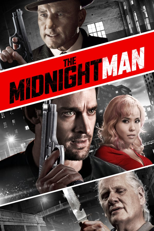 Cover of the movie The Midnight Man