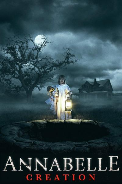 Cover of Annabelle: Creation