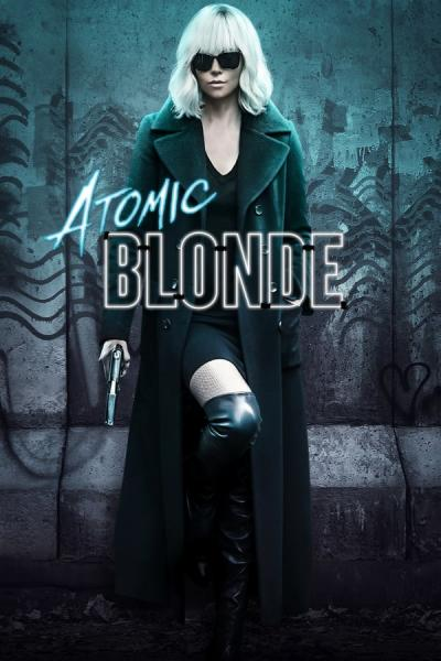 Cover of Atomic Blonde