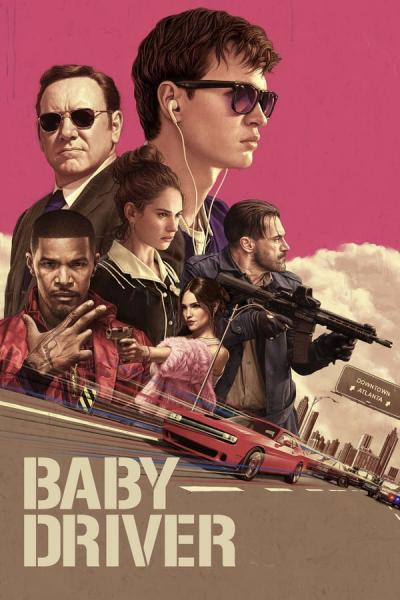 Cover of Baby Driver