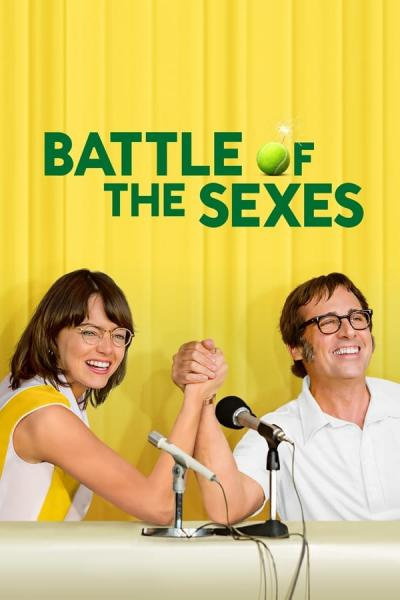 Cover of Battle of the Sexes