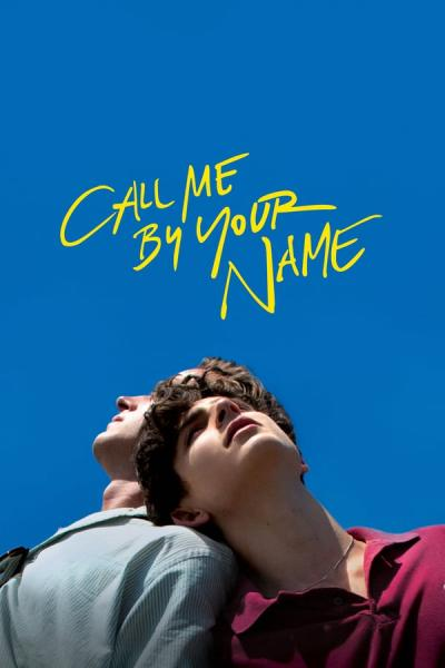 Cover of Call Me by Your Name
