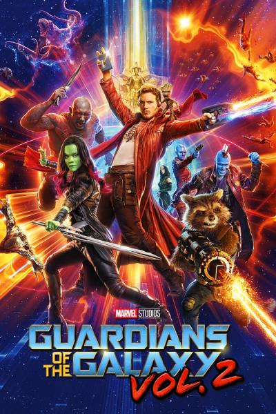 Cover of Guardians of the Galaxy Vol. 2