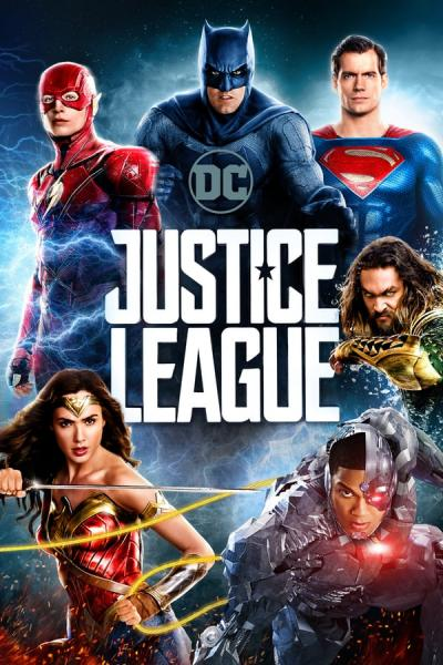 Cover of Justice League