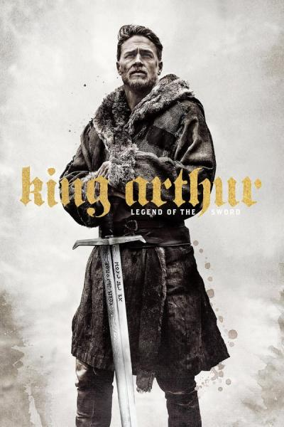 Cover of King Arthur: Legend of the Sword