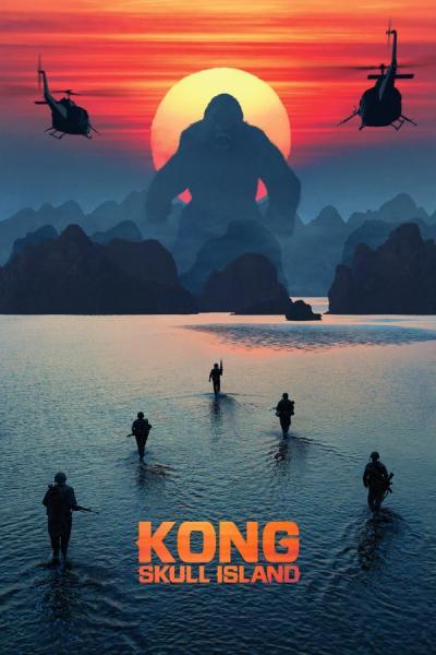 Cover of Kong: Skull Island