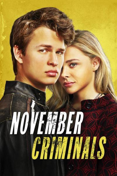 Cover of November Criminals