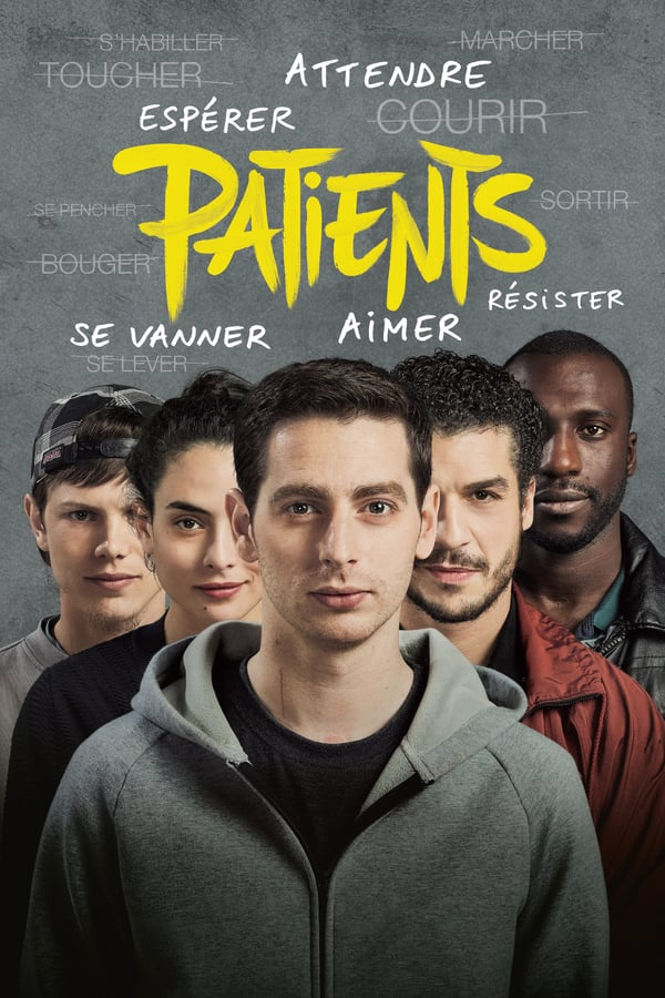 Cover of the movie Patients