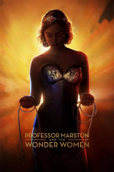 Cover of Professor Marston and the Wonder Women