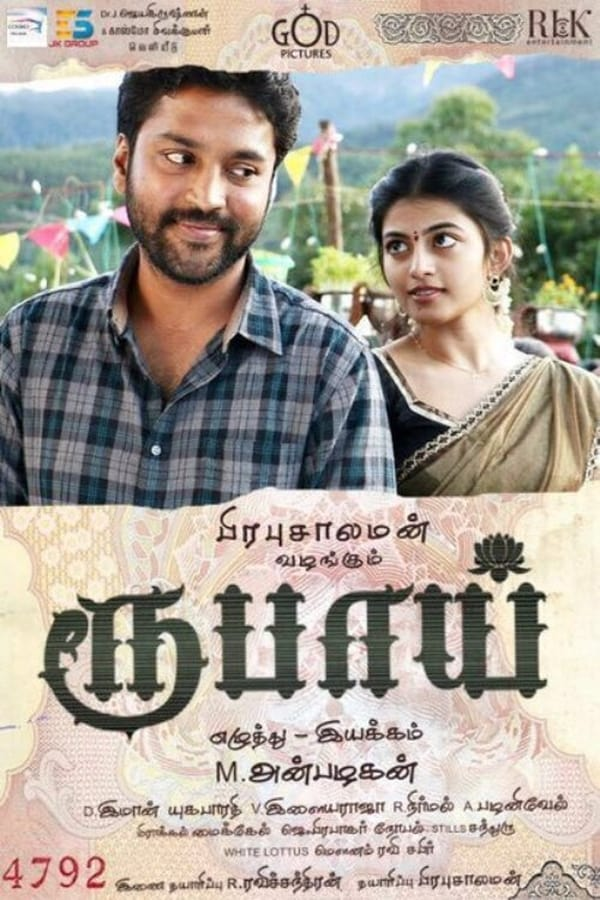Cover of the movie Rubaai