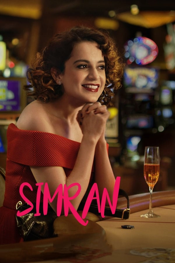 Cover of the movie Simran