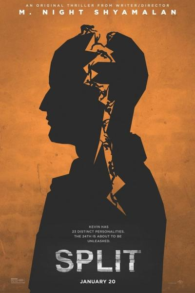 Cover of Split