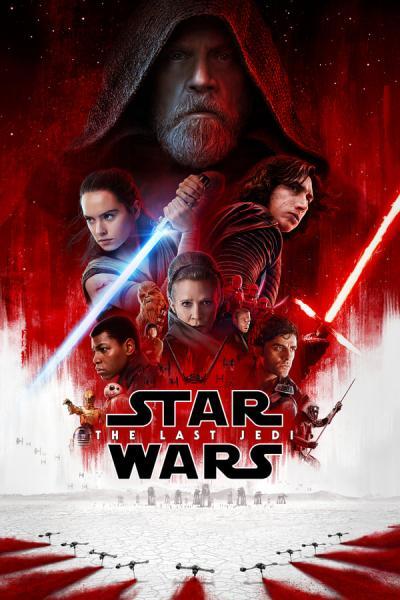 Cover of Star Wars: The Last Jedi