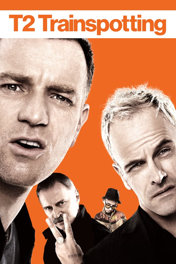 Cover of the movie T2 Trainspotting