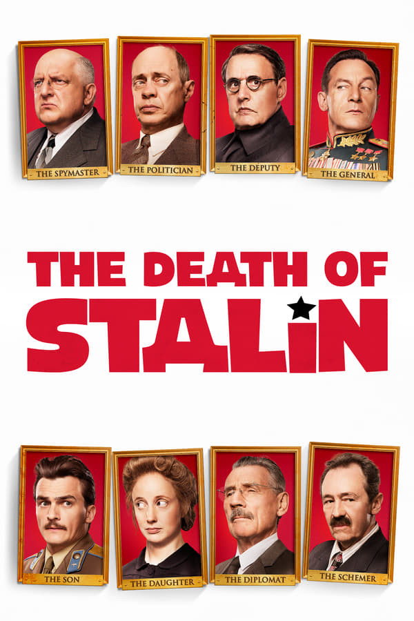 Cover of the movie The Death of Stalin
