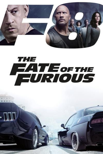 Cover of The Fate of the Furious