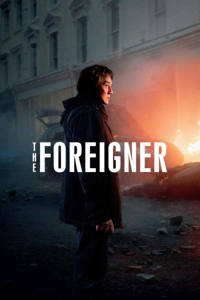 Cover of The Foreigner