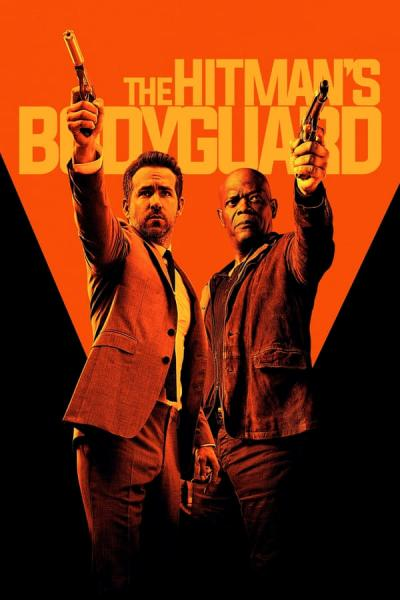 Cover of The Hitman's Bodyguard