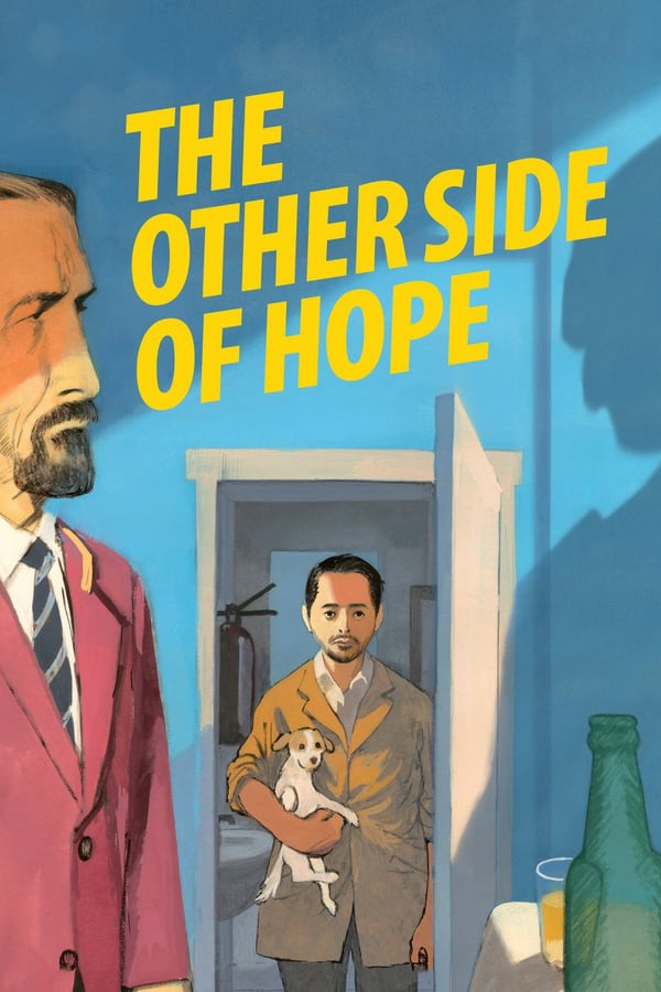 Cover of the movie The Other Side of Hope