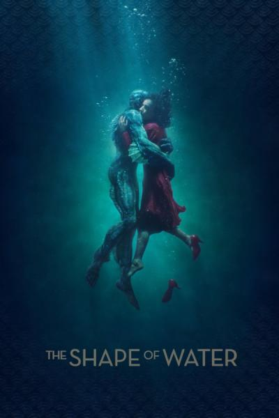 Cover of The Shape of Water
