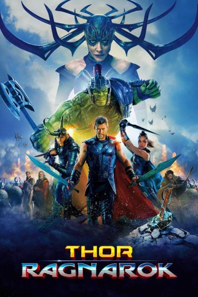 Cover of Thor: Ragnarok