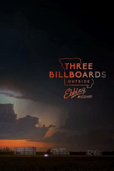 Cover of Three Billboards Outside Ebbing, Missouri
