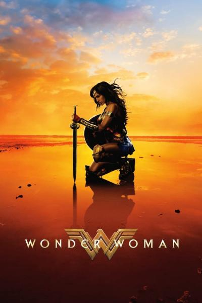 Cover of Wonder Woman