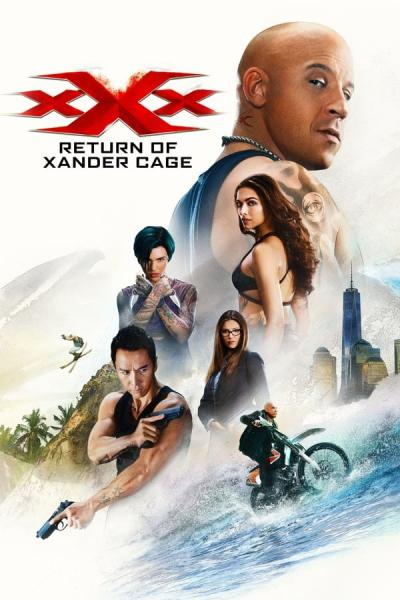 Cover of xXx: Return of Xander Cage