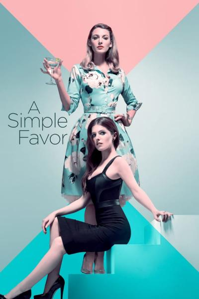 Cover of A Simple Favor