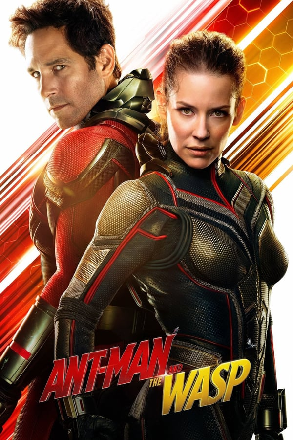 Cover of the movie Ant-Man and the Wasp