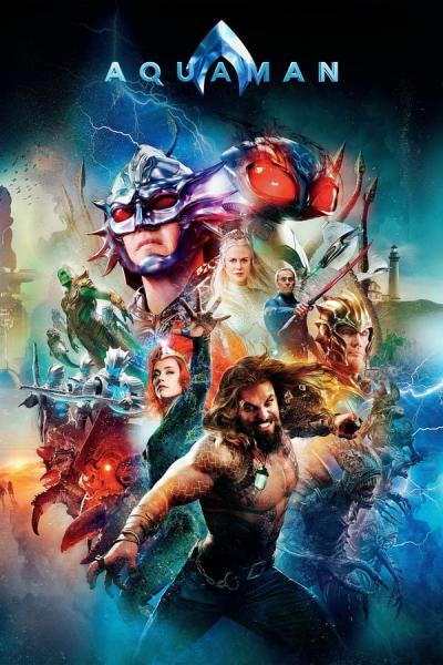 Cover of Aquaman