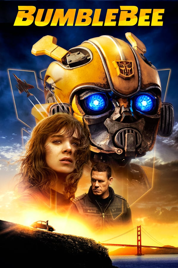 Cover of the movie Bumblebee