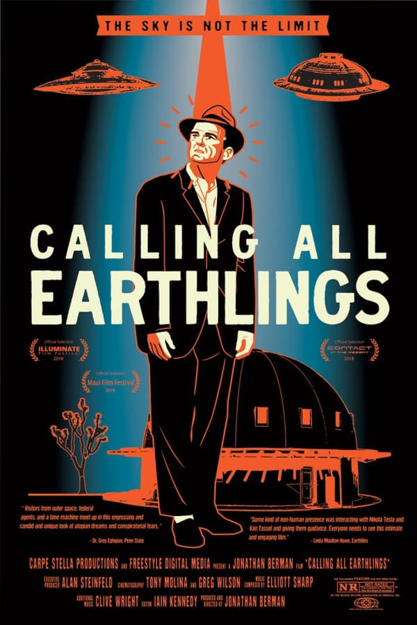 Cover of the movie Calling All Earthlings