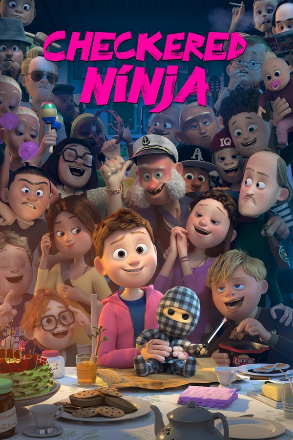 Cover of the movie Checkered Ninja