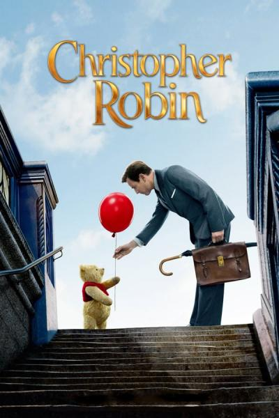 Cover of Christopher Robin