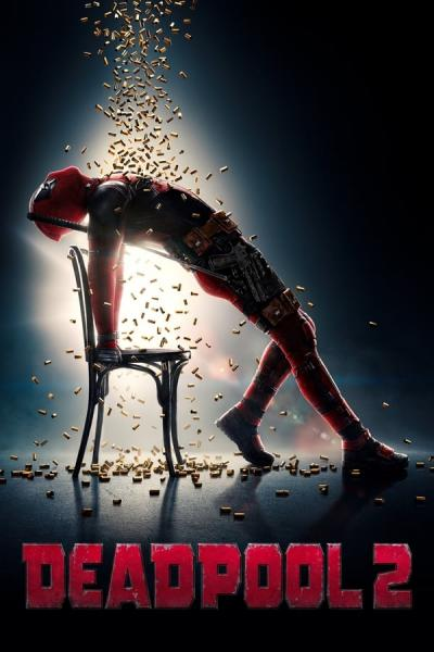 Cover of Deadpool 2