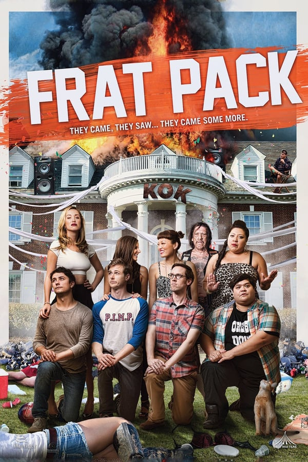 Cover of the movie Frat Pack