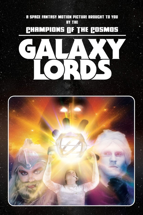 Cover of the movie Galaxy Lords