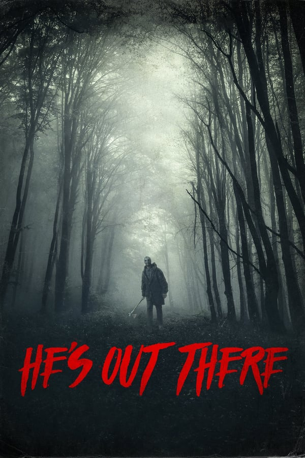 Cover of the movie He's Out There