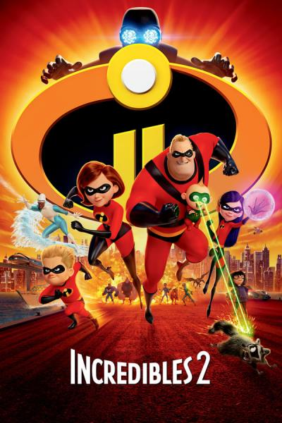 Cover of Incredibles 2