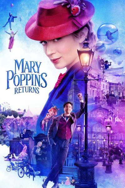 Cover of Mary Poppins Returns