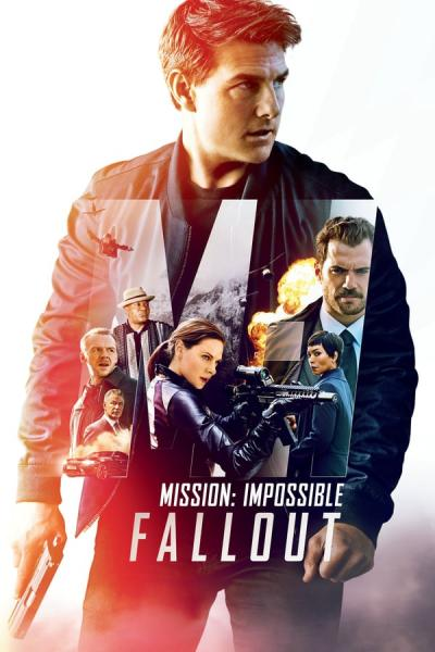 Cover of Mission: Impossible - Fallout