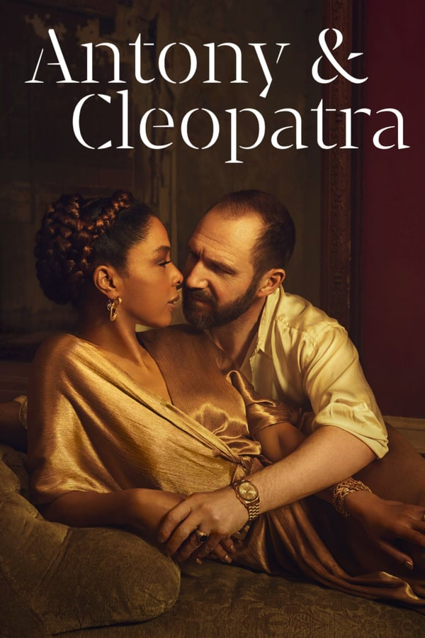 Cover of the movie National Theatre Live: Antony & Cleopatra