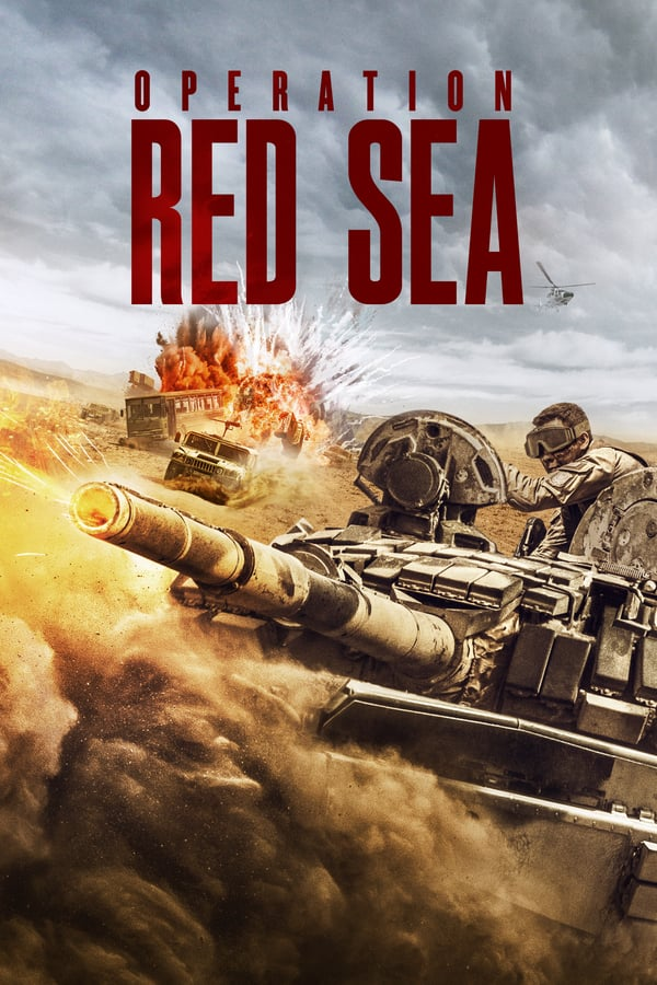 Cover of the movie Operation Red Sea