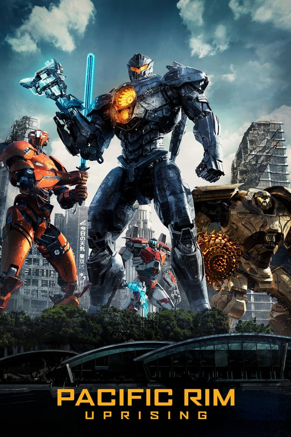 Cover of the movie Pacific Rim: Uprising