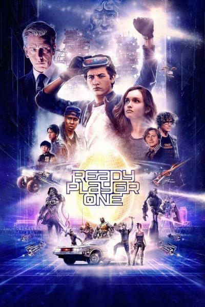 Cover of Ready Player One