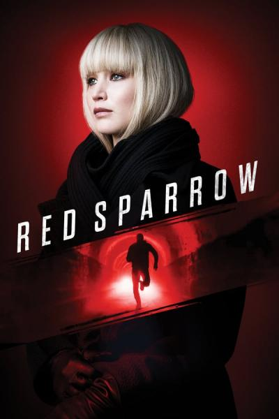 Cover of Red Sparrow